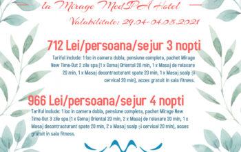 1 Mai si Pasti 2021 - Mirage MedSPA Hotel (2)